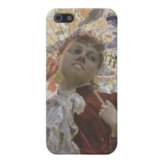 Castles in The Air by Anders Zorn iPhone 5 Case