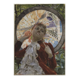 Castles in The Air by Anders Zorn Poster