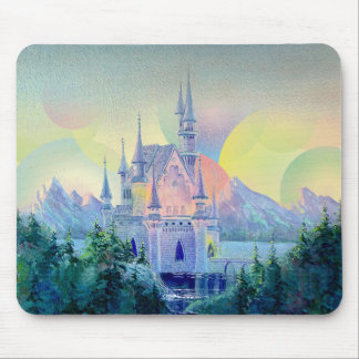 CASTLES in the AIR by SHARON SHARPE Mouse Pad