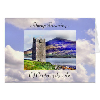 Castles in the Air Card