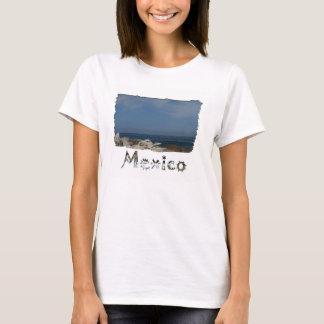 Castles in the Sand; Mexico Souvenir T-Shirt