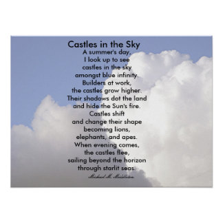Castles in the Sky Posters