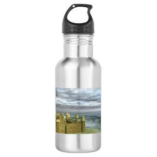 Castles Made of Sand 18oz Water Bottle