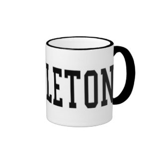 Castleton Mug