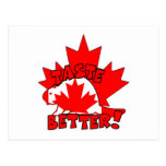 Castor canadiense tarjetas postales