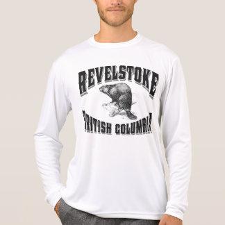 Castor de Revelstoke para las luces Camiseta