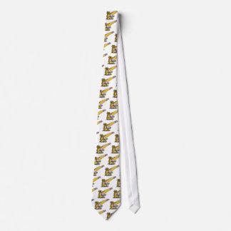 Castor del lápiz corbata personalizada