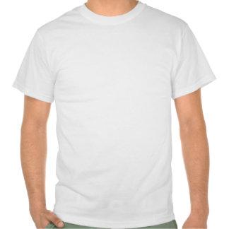Castor divertido camisetas