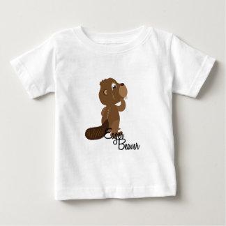 Castor impaciente t-shirts