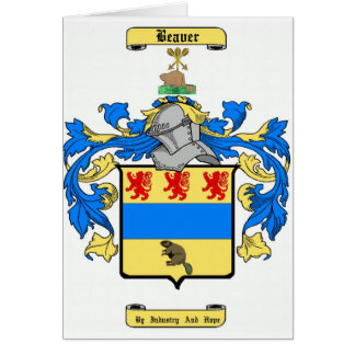 castor tarjetas