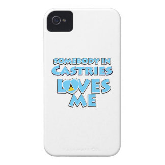 Castries Design iPhone 4 Covers