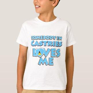 Castries Design T-Shirt