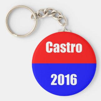 Castro 2016 llavero redondo tipo pin