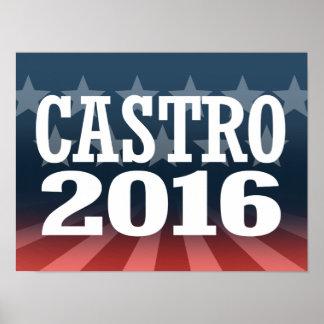 CASTRO 2016 POSTER
