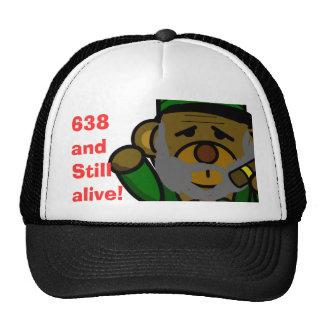 Castro bear trucker hat