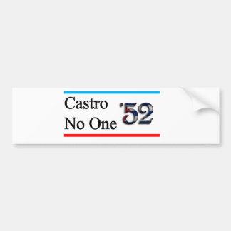 Castro Election of 1952 Bumper Sticker
