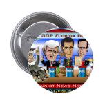 Castro Florida Debate Buttons
