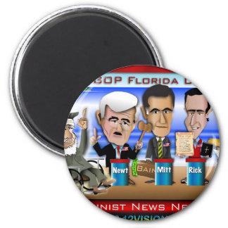 Castro Florida Debate Magnet