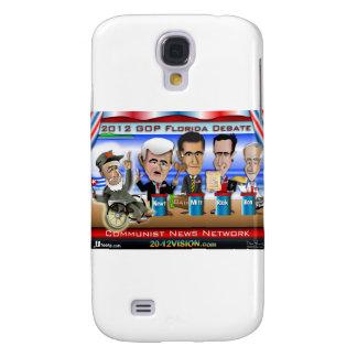Castro Florida Debate Samsung Galaxy S4 Case
