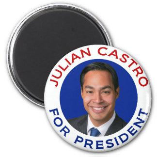 Castro juliano para el presidente iman