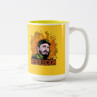 Castro Revolution Mug