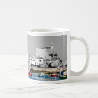 Castro Skyline cup Classic White Coffee Mug