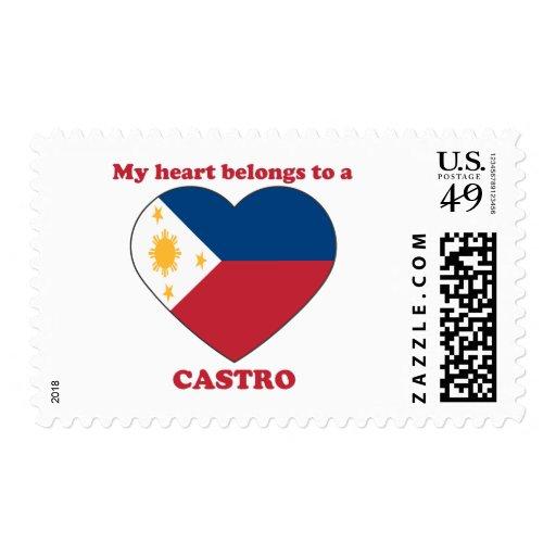 Castro Stamps