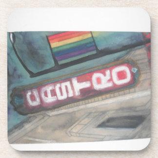 Castro Theater Sign Coaster