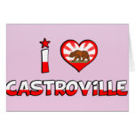 Castroville, CA Greeting Cards