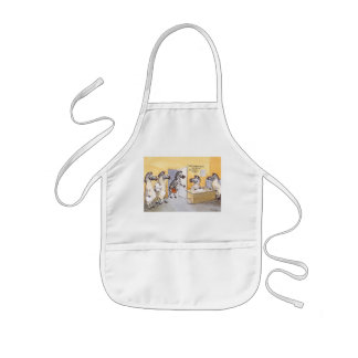 Casual friday kids' apron