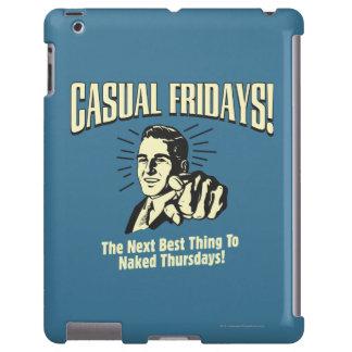 Casual Fridays: Naked Thursdays