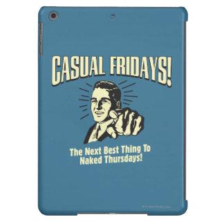 Casual Fridays: Naked Thursdays iPad Air Cases