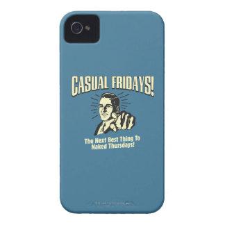 Casual Fridays: Naked Thursdays iPhone 4 Cases