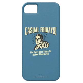 Casual Fridays: Naked Thursdays iPhone SE/5/5s Case