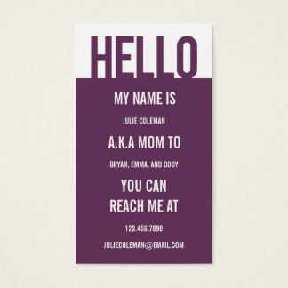 Calling Card Template - 16 Free Sample Example Format Download