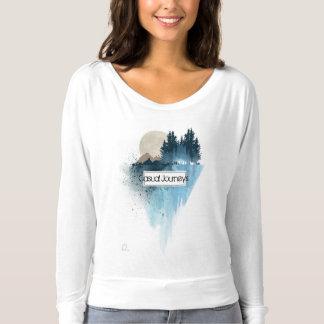 Casual Journeys Peaceful Settings T-shirt
