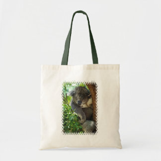 Casual Koala  Small Tote Bag