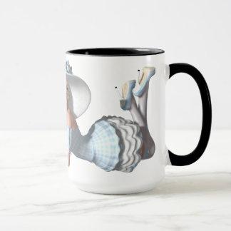 Casual Lady Mug