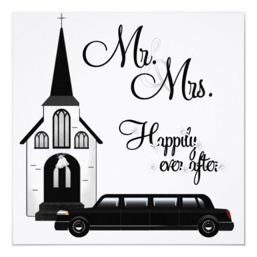 Casual & Original Wedding Invitations