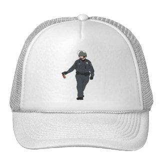 Casual Pepper Spray Cop in Color Trucker Hat
