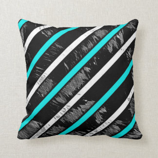 Casual Striped Pillow
