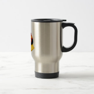 Casual Tux 15 Oz Stainless Steel Travel Mug
