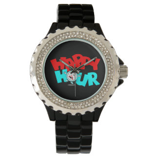 Casual Vacation Watch Happy Hour Fun & Playful