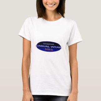 Casual Wear 2013 BLUE T-Shirt
