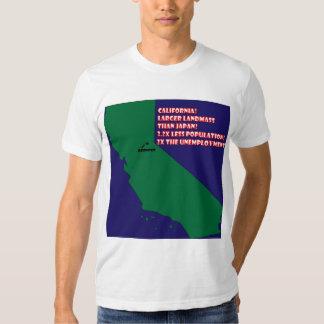 Casualties California Slogan Shirt