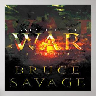 Casualties of War Poster. Poster