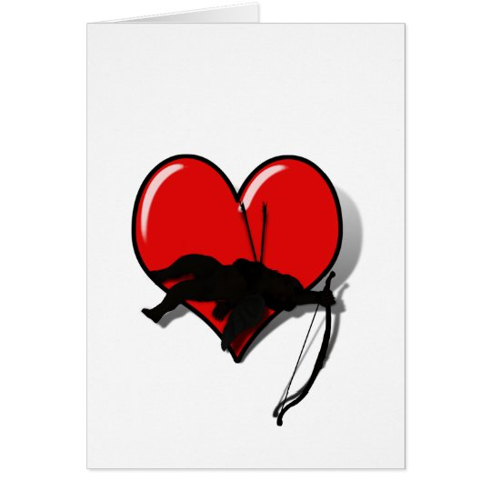 Casualty of Love (1) card