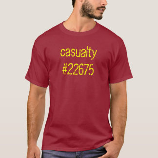 Casualty T shirt