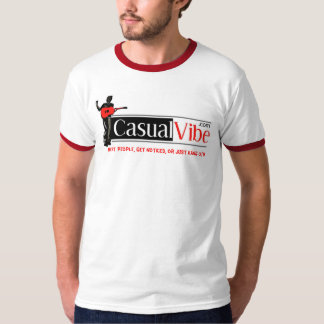 CasualVibestretch, Meet People, Get Noticed, or... T-Shirt