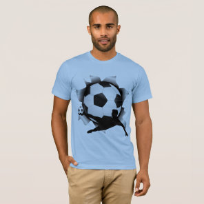 Caswell's Soccer Shirt